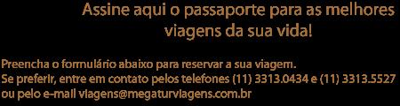 Megatur Viagens (11) 3313-0434